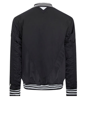 AW17 Flight Jacket in Black