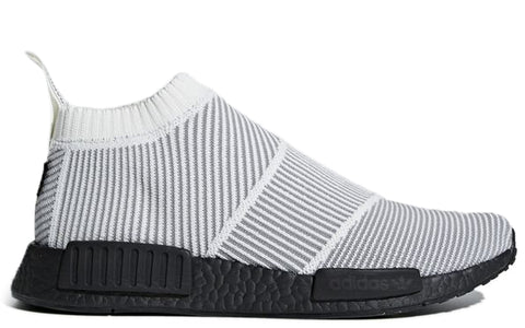 NMD_CS1 GTX Primeknit Sneakers in Core White (BY9404)