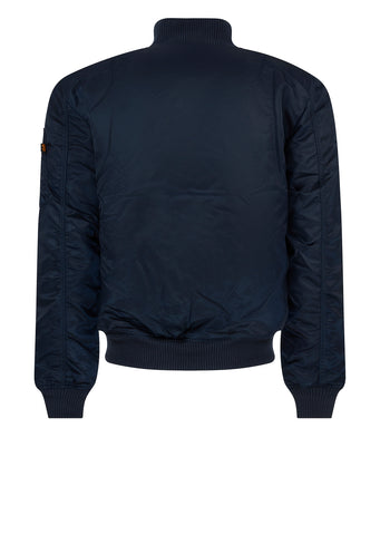AW17 MA-1 Vf Bomber Jacket in Navy