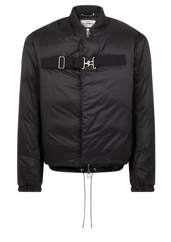 AW17 Tactical Bomber Jacket in Black