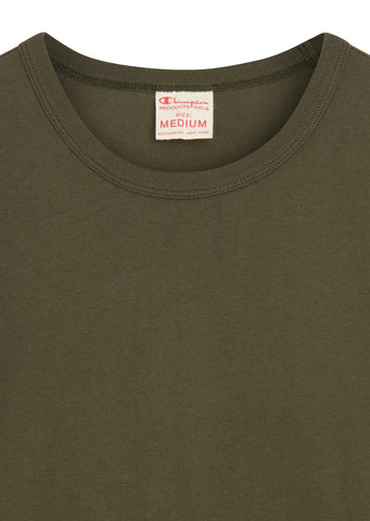 Champion Short Sleeve T-shirt in Green