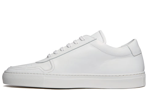 B-Ball Low Sneakers in White