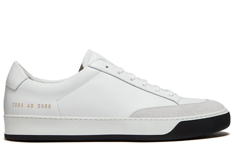 AW17 Tennis Pro Sneakers in White