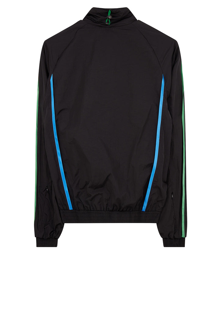 AW17 Signature Tracktop in Black