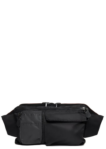 AW17 MA Travel Waistbag in Black