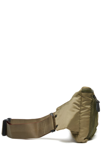 AW17 MA Travel Waistbag in Olive
