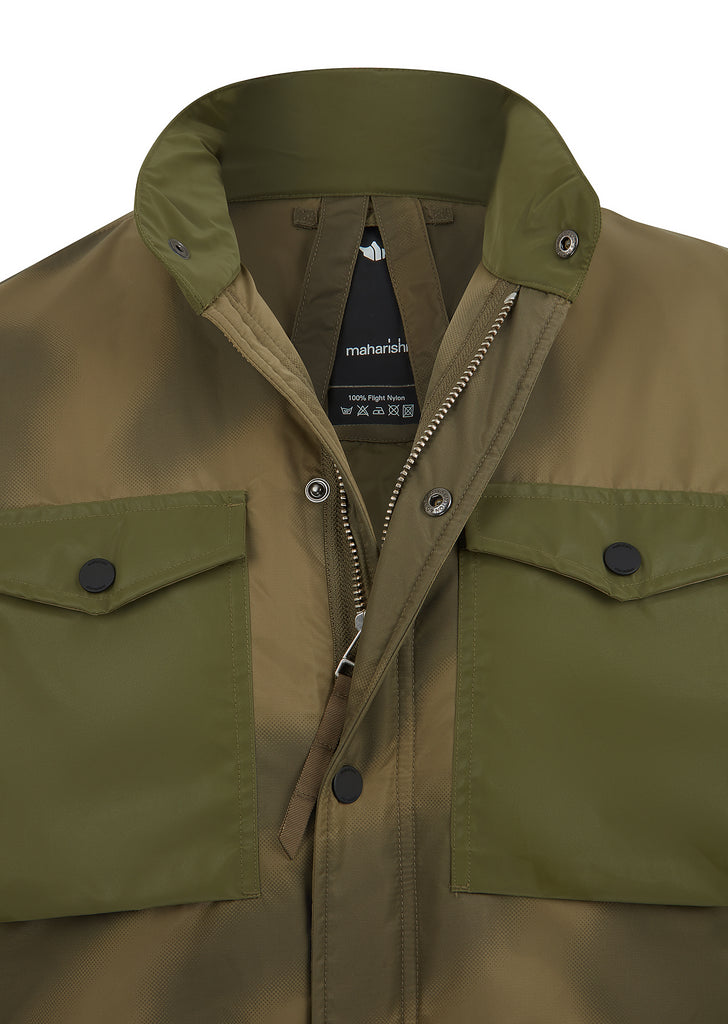 AW17 MA-65 Fishtail Parka in Woodland Green