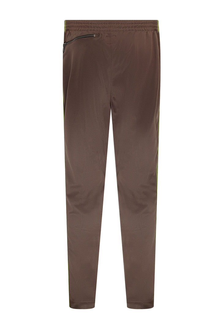 AW17 Poly Smooth Narrow Track Pant in Charcoal