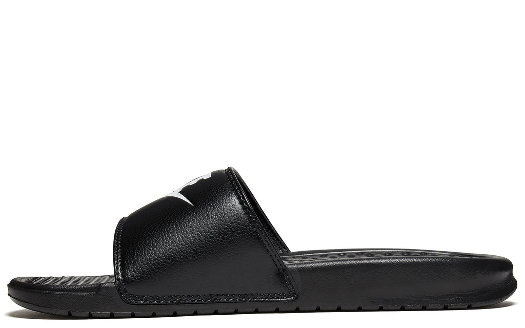 Benassi 'Just Do It' Slides in Black