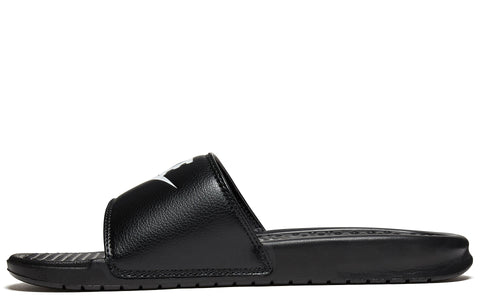 SS18 Benassi 'Just Do It' Slides in Black