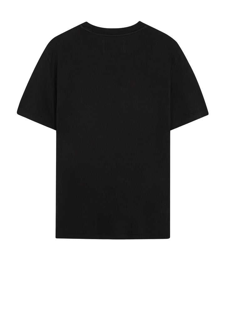 AW17 Splash Logo T-Shirt in Black