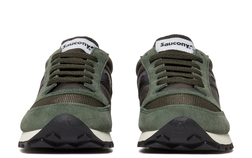 AW17 Jazz Original Vintage in Dark Green and Black