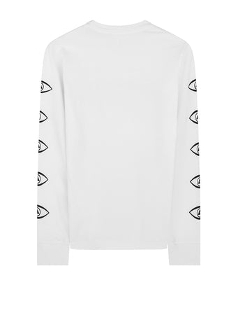Brainwashed Generation Sweatshirt in White