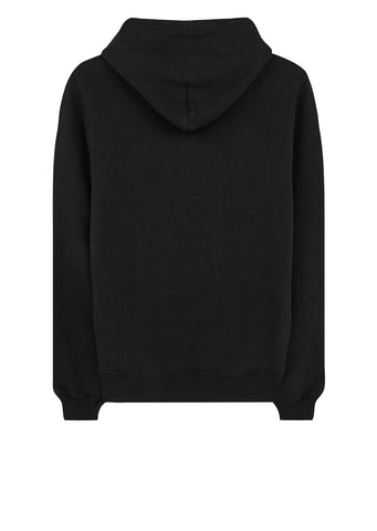 Diversions for the Sick Hooded Sweatshirt in Black