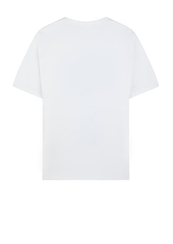 Human Control T-Shirt in White
