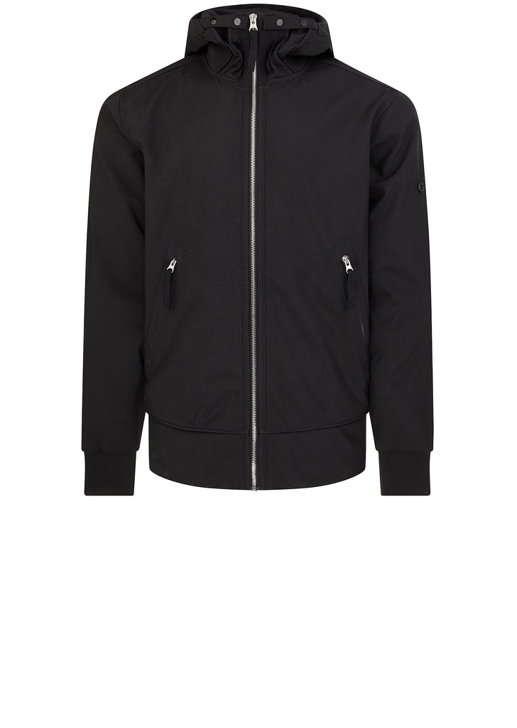 Light Soft Shell-R Jacket in Black