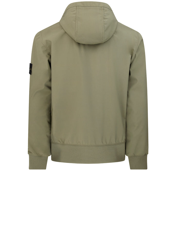 Light Soft Shell-R Jacket in Sage