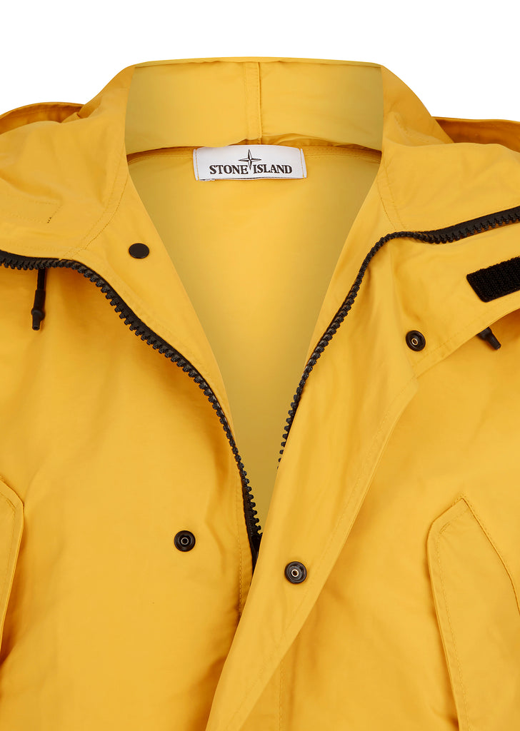 Micro Reps Jacket in Yellow