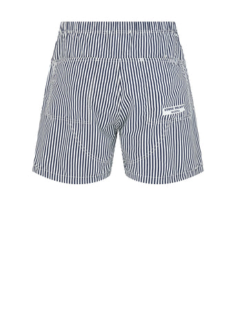 Marina Swim Shorts in Ink Grey