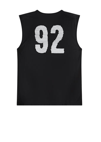 SS18 UA&Sons Game Bib in Black