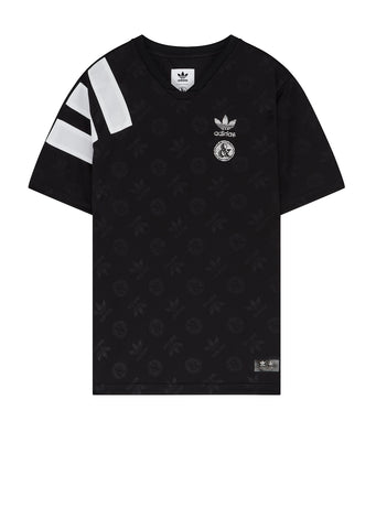 SS18 UA&Sons Game Jersey in Black