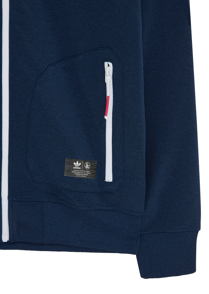 UA&Sons Classic Track Top in Navy