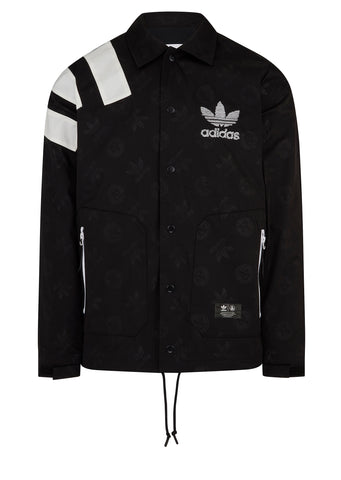 SS18 UA&Sons Game Jacket in Black
