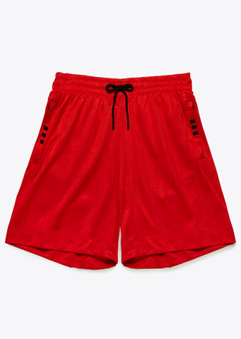 SS18 Soccer Short in Core Red