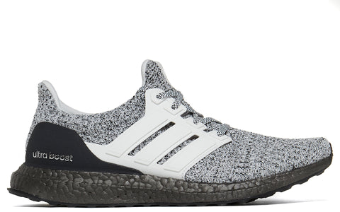 SS18 Ultraboost 4.0 in Cloud White/Grey