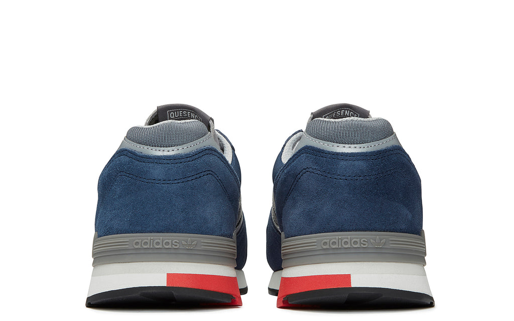 SS18 Quesence Sneakers in Collegiate Navy