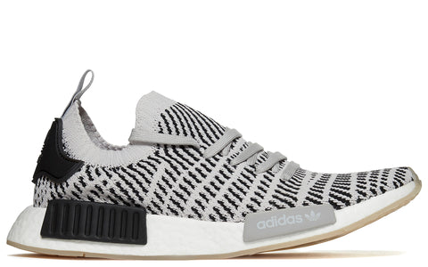 SS18 NMD_R1 STLT Primeknit in Grey Stripe