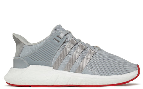 SS18 adidas EQT Support 93/17 in Matte Silver/White
