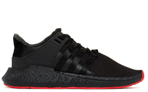 SS18 adidas EQT Support 93/17 in Core Black