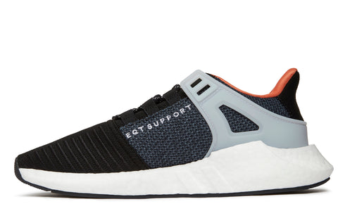 SS18 EQT Support 93/17 in Core Black / Footwear White (CQ2396)