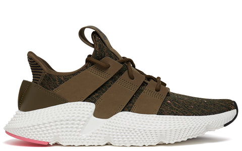 SS18 Prophere Sneakers in Trace Olive