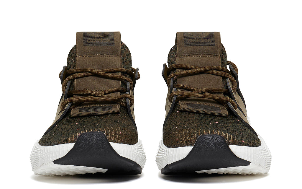 Prophere Sneakers in Trace Olive