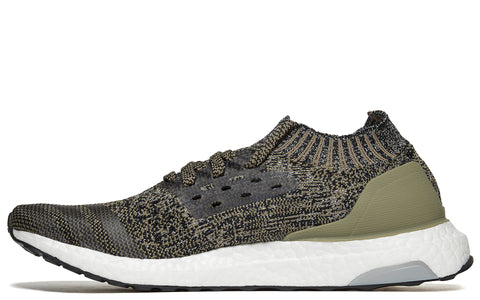 SS18 Ultraboost Uncaged in Cargo Green/Core Black (DA9160)