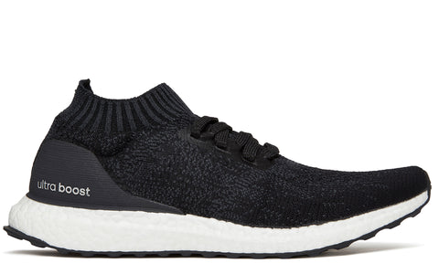 SS18 Ultraboost Uncaged in Carbon / Core Black (DA9164)