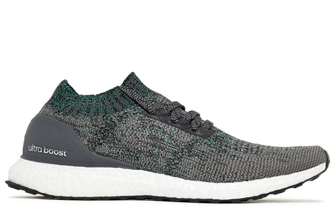 SS18 Ultraboost Uncaged in Grey / Hi-Res Green (DA9165)