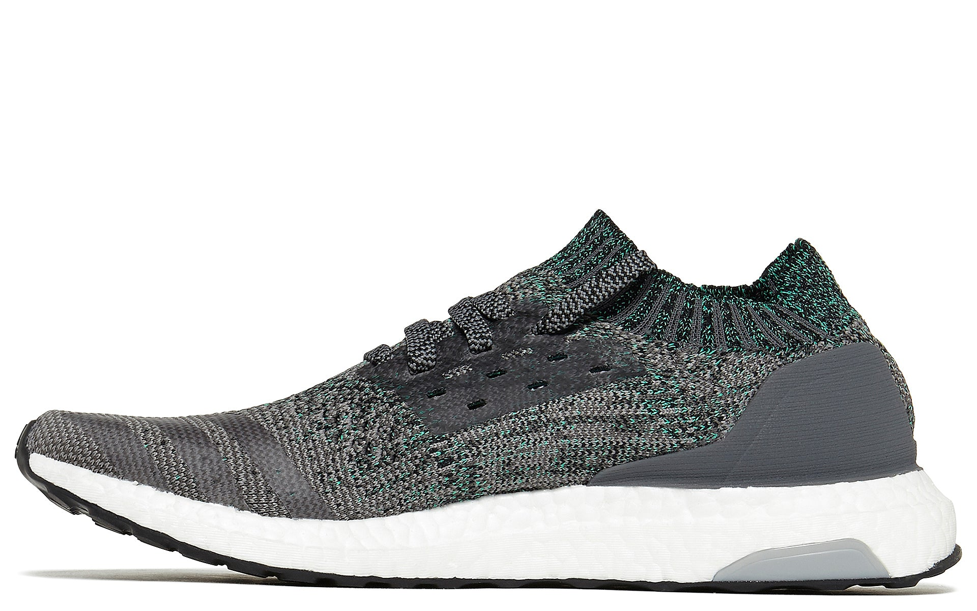 Ultraboost Uncaged In Grey Hi Res Green