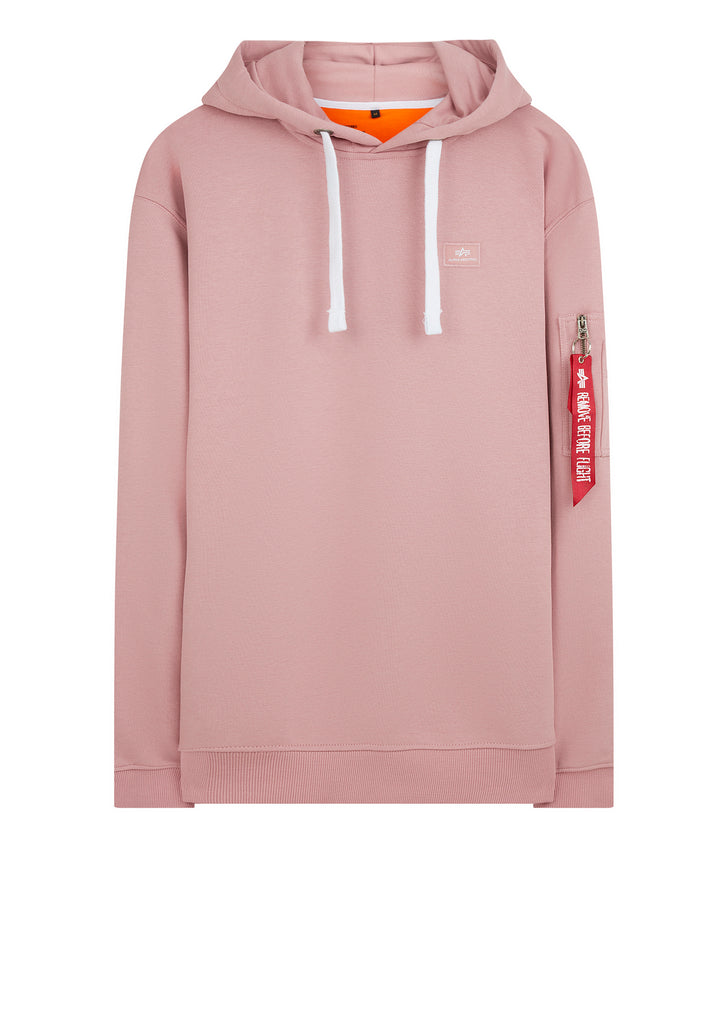 X-Fit Hoody in Pink