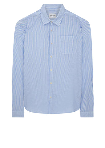 Hockney Shirt in Blue