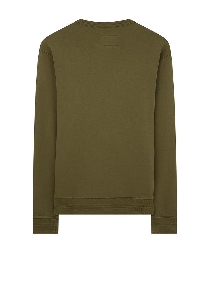 Sports Sweatshirt in Khaki