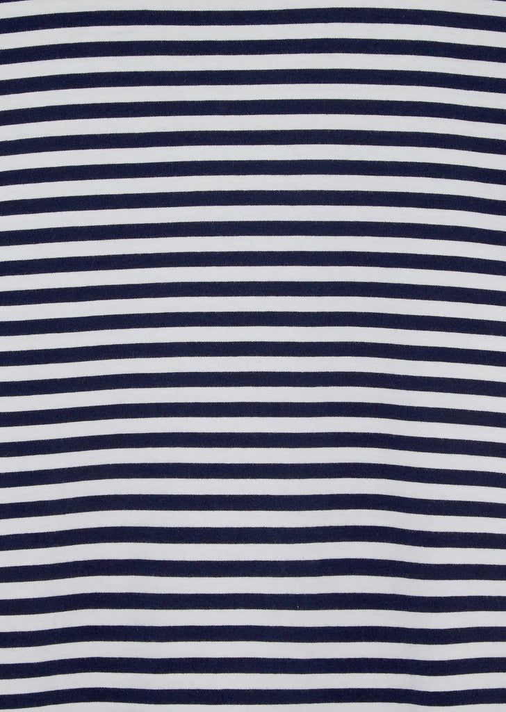 Stripe T-Shirt in Navy