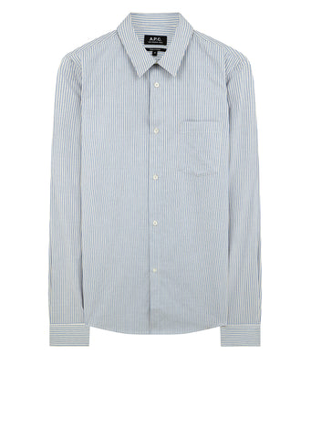 Franklin Shirt in Blue