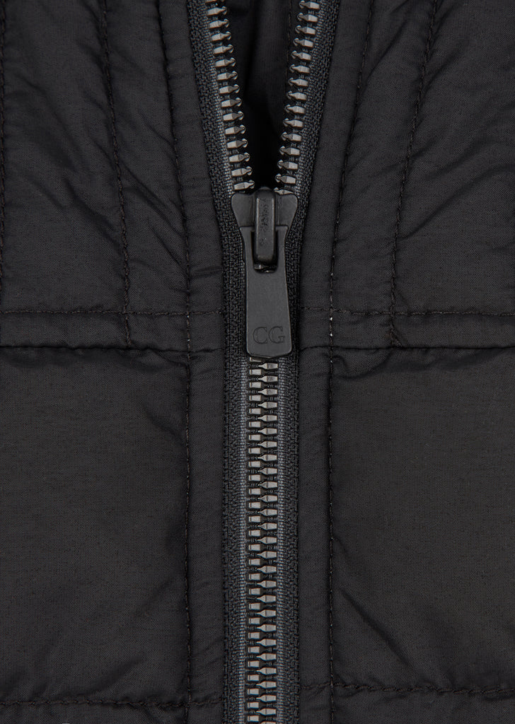 Dunham Jacket in Black
