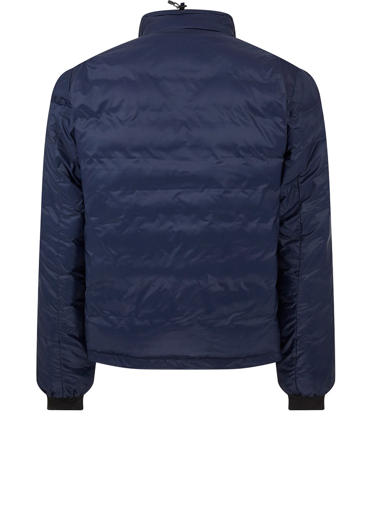 Lodge Down Bomber in Navy