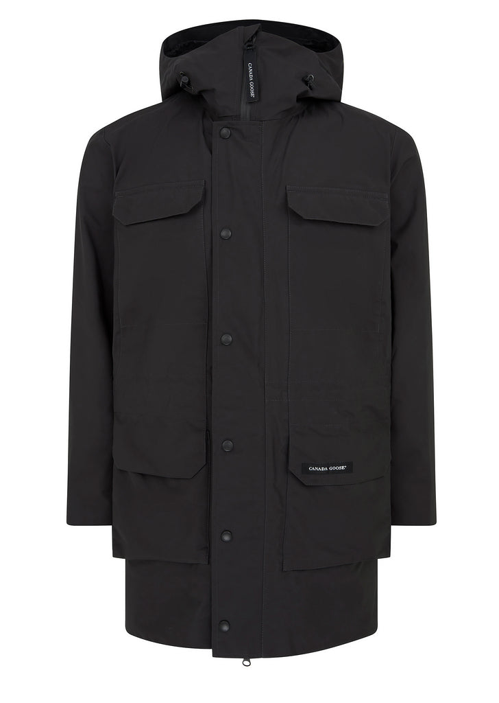 Harbour Jacket in Black