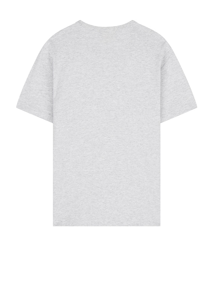 Short Sleeve T-shirt in Heather Grey