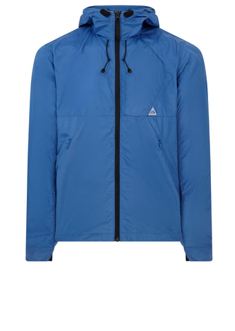 Flint Jacket in Blue